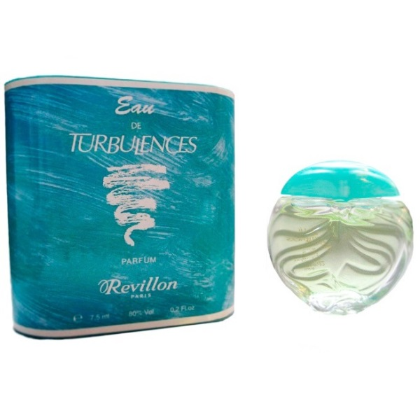 Revillon Eau de Turbulences